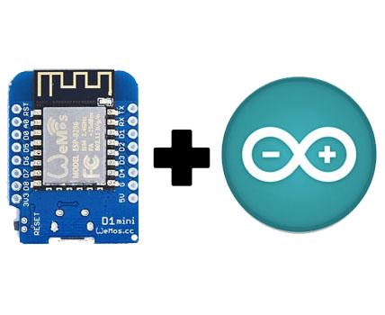 Come utilizzare una scheda Wemos D1 mini con Arduino IDE