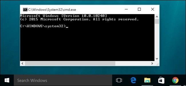 Come creare un utente su Windows 10 da riga di comando.