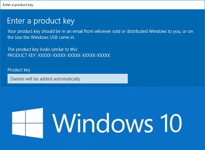 Come risalire al product key di Windows 10 da una licenza digitale attualmente installata sul nostro PC