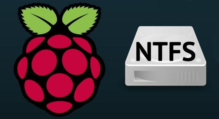 Come mappare una unità USB formattata in NTFS all'avvio del nostro Raspberry Pi